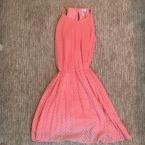 Elle Pink Dress